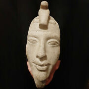 Bc Pharaonic Egyptian Antique Antiques Egypt Antiquities Figurine Statue -j363