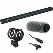 Rode Ntg3 Precision Rf-biased Shotgun Microphone W/ Windshield, Mount And Cable