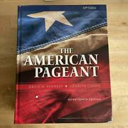 The American Pageant Ap Edition Book, 17th Edition