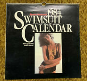 Vintage Original Sports Illustrated 1984 Swimsuit Calendar Collectible