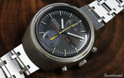 1971 Seiko 5 Sports Speed timer Two Chronograph Ref.6138-0020 Ss Automatic