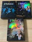 Fringe Complete Seasons 1-3 Dvd Collection