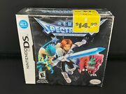 New Sealed 2006 Nintendo Ds Spectrobes Collectorand039s Edition