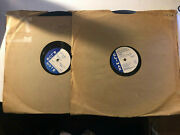 Set Of 13 - 78 Rpm Records - Blue Note - Comet - Climax Records
