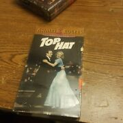 Warner Bros Top Hat Astaire Collection Fred Astaire Ginger Rogers Vhs Sealed