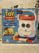 1990s Toy Story Toy Story Mr. Mike At That Time Boxed Vintage Thinkway