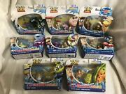Discontinued Disney Toy Story Color Change Figure 8 Types Set Different Color