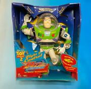 Rare 1999 Out Of Print Flight Control Buzz Lightyear Imported From The Uni