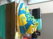 2008 Nike Dunk High Pro Sb Marge Simpson Size 10.5 Very Good Condition
