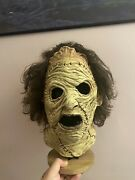Texas Chainsaw Massacre 3d Leatherface Mask Trick Or Treat Studios Mask