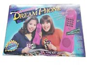 Electronic Dream Phone Board Game Vintage 1996 Vtg 1990s Girls Toys New Sealed