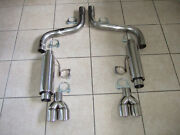 Jaguar Xf Xfr 3.0 4.2 5.0 2007-2015 Stainless Steel Sports Exhaust System