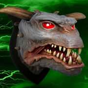 Chronicle Ghostbusters 1984 Terror Dog Life-size 11 Scale Bust New