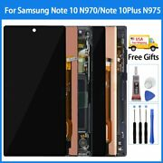 Oem For Samsung Galaxy Note10 Note10 Plus Lcd Touch Screen Display Digitizer Us