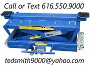 New Best Value Professional 8000 Lbs. Heavy Duty High Mount Rolling Air Jack