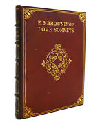 E. B. Browning E. B. Browningand039s Sonnets From The Portuguese 1st Edition 1st Pri