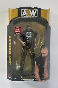 Aew Jon Moxley Chase 1/5000 Unrivaled Collection Series 5 44 Action Figure