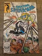 Amazing Spiderman 299 Nm+ Venom, Mcfarlane, Many Other Auctions White Pages Am6