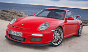 Porsche Bumper Kit 997 2011 Gt3 And Gt3 Rs For 2005 - 2011 Carrera
