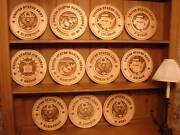 Personalized Laser Tribute Gift And Award Plaques Iv
