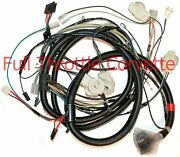 1982 Corvette Wiring Harness Forward Lamp With 8 Track Tape Player Us C3 New