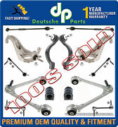Lincoln Ls 3.0 3.9 Control Arm Ball Joint Rear Toe Tie Rod Rods Sway Bar Link 14