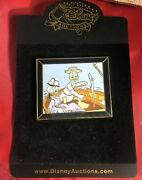 Disney Auctions Masterpiece 1 Boating Ducks Le 100 Pin