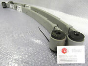 Fits Suzuki Sj410 And Sj413 Pair Of Lesjofors Front Leaf Springs - High Quality