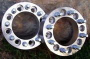 2pc 2.5 Fit Dodge Ram 2500 3500 8x6.5 Wheel Spacers Adapters 1994-2010