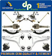 Volvo S60 Control Arms Ball Joints Engine Motor Mounts Suspension Kit 12 Pc