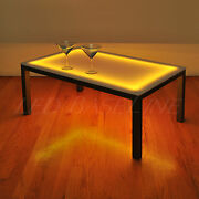 19 Lighted Bar Coffee Table Modern Color Changing
