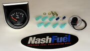 Manchester Propane Tank Remote Fuel Level Gauge Sight Dial Electric Screw In