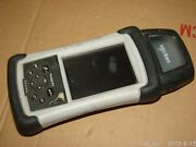 Rubber Button Damage Tds Recon 200 Surveying Rugged Collector W/ Barcode Reader