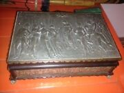 100 Authentic Swiss Vintage Reuge Music / Jewelry Box. Worth Much Much More