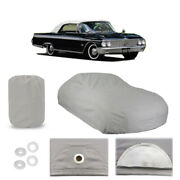 Ford Galaxie 500 6 Layer Car Cover Fitted Outdoor Water Proof Rain Snow Sun Dust
