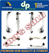 Bentley Gt Gt Gtc Upper Lower Control Arm Arms Ball Joint Joints Suspension Kit