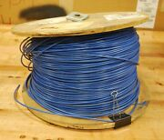 Empire Wire And Supply Mtw-12g-07. Approx 1500 Feet Of 12 Gauge Dark Blue - New