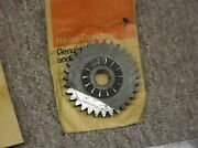 Nos Aermacchi Starter Crankshaft Gear 125 And039s 90 And039s 33346-68p