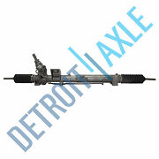 Complete Power Steering Rack And Pinion Assembly For Volvo S80 S60 C70 V70 Fwd