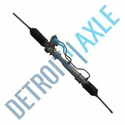 Complete Power Steering Rack And Pinion Assembly W/ 3 Ports 1986-1992 Mazda Rx-7