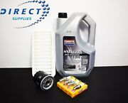 Fits Toyota Yaris 1.0 16v Service Kit 99-06 Air / Oil Filters Ngk Plugs Engine