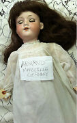 Antique German Doll Made By Armand Marseille 5