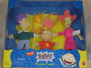 Pickles Family By Mattel - 1997 Rugrats Playset - Mint And Nrfb