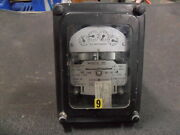 Used General Electric 701x27g130 Polyphase Watthour Meter Ds-53