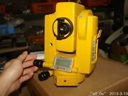 For Spare Parts Only Sold As Is Topcon Gts-3b Total Station W/o Accessories