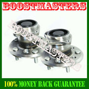2002 2003 2004 2005 Toyota Camry Rear Wheel Hub And Bearing Without Abs 1 Pair