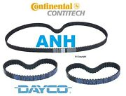 Land Rover Freelander Timing Belt Kit 1-front And 2-rear Belts Crp And Dayco Brand