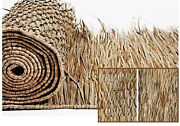 Palm Thatch Rolls Commercial Grade Palapa Hut/tiki Bar Covering-choice Of 7 Size