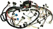 1982 Corvette Wiring Harness Dash Us Made Reproduction C3 New