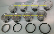 Speed Pro/trw Oldsmobile/olds 455 Forged Coated 4-barrel Piston+moly Rings Std